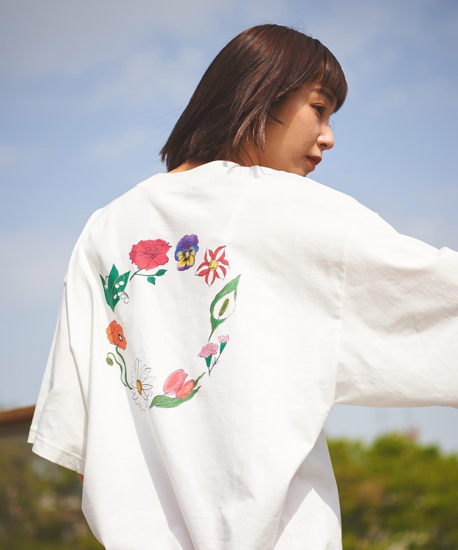Lui's(ルイス) 【AIKA HIRANO×Lui's FEMME】flowercircle