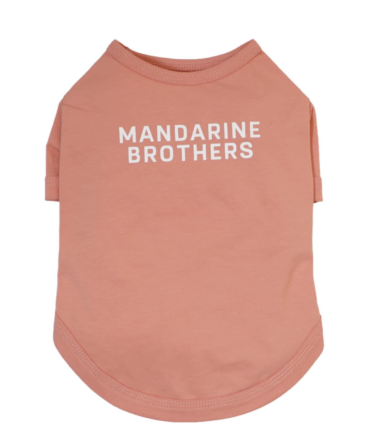 prose verse(プロズヴェール) 【MANDARINE BROTHERS】(XL/XXL)ベーシッククールTシャツ