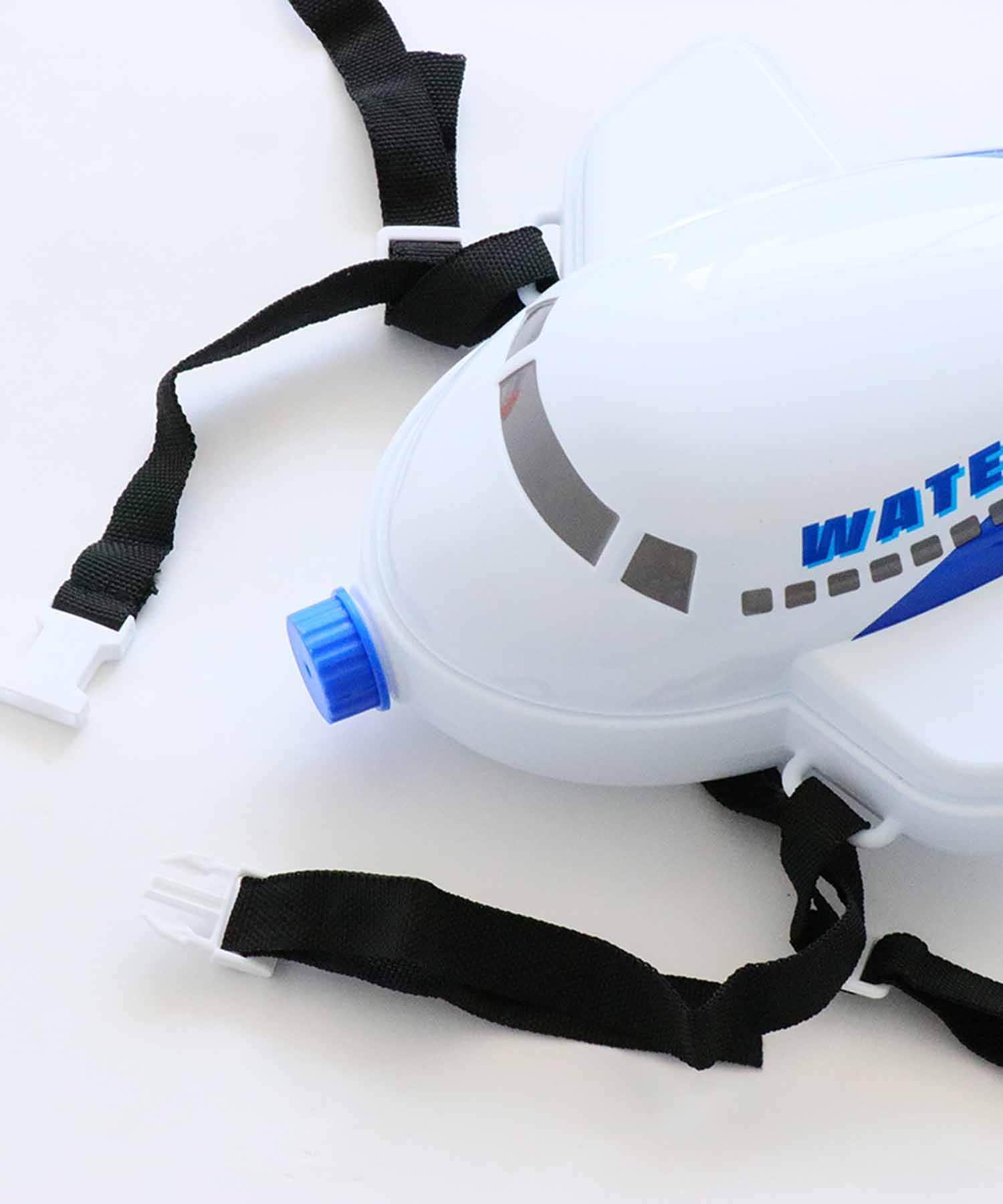 3COINS(スリーコインズ) 【おそとを楽しむ夏物アイテム】リュック型水鉄砲