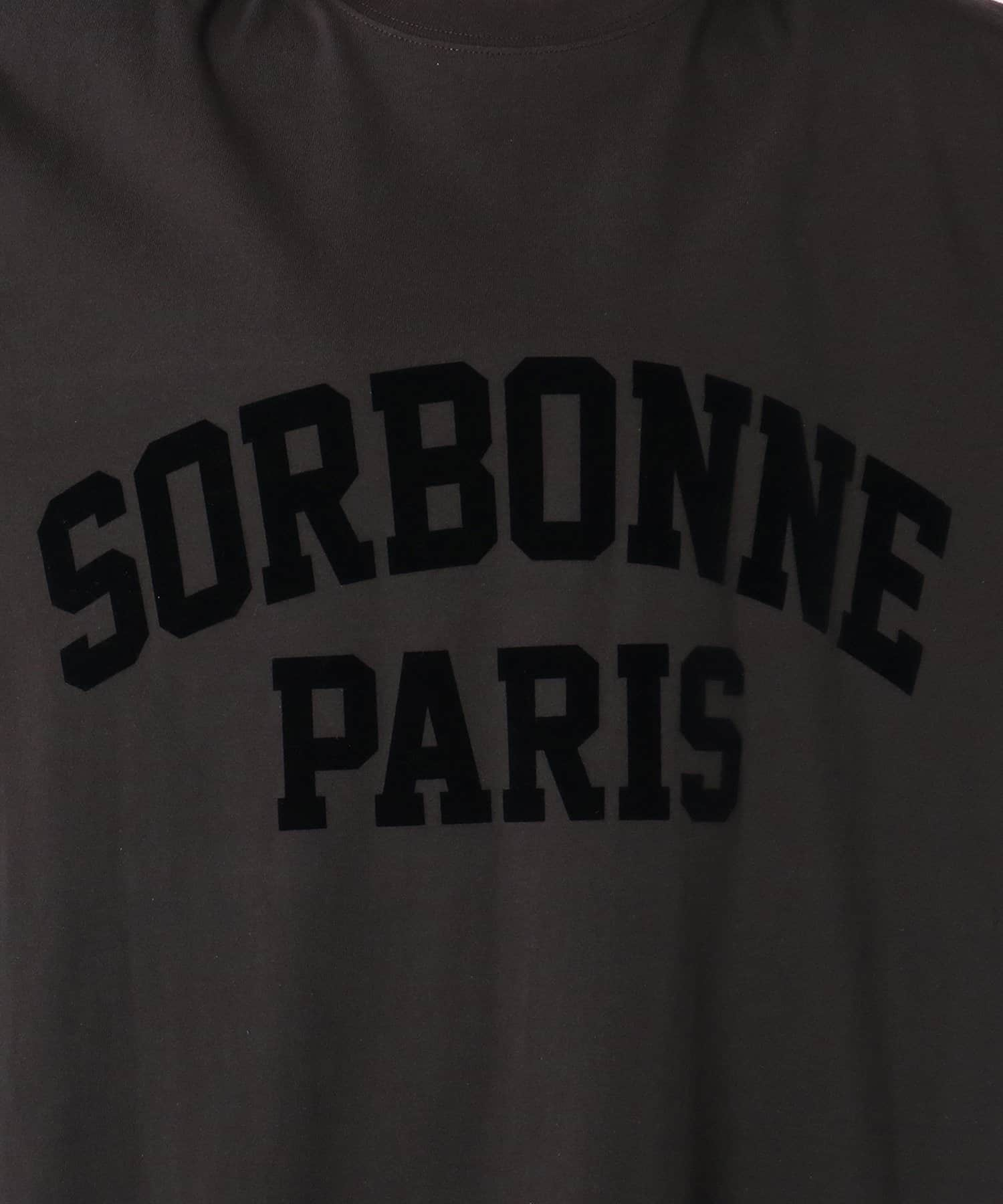 OUVRAGE CLASSE(ウヴラージュクラス) SORBONNE BIG Tシャツ