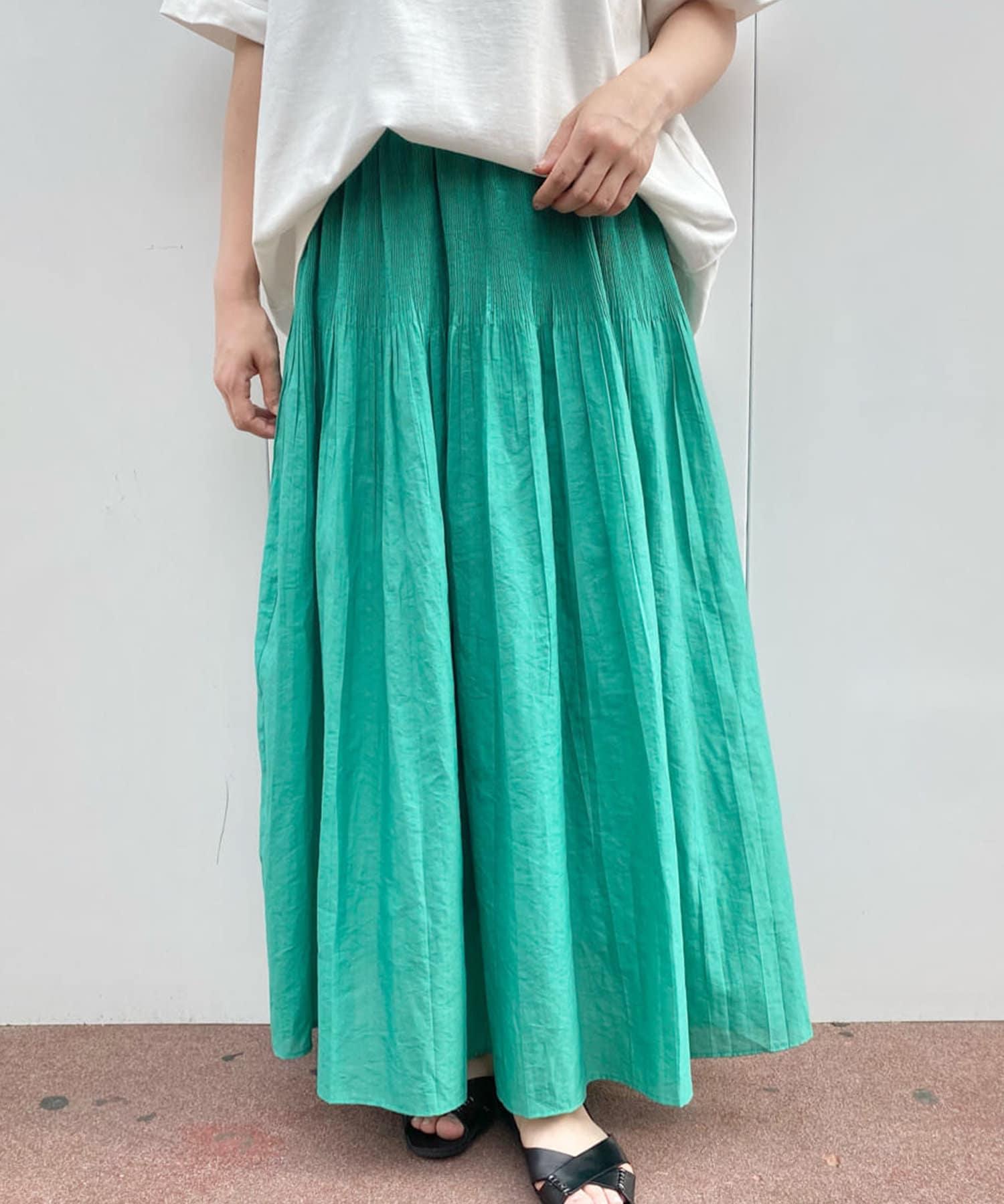 BEARDSLEY(ビアズリー) ゴムギャザースカート