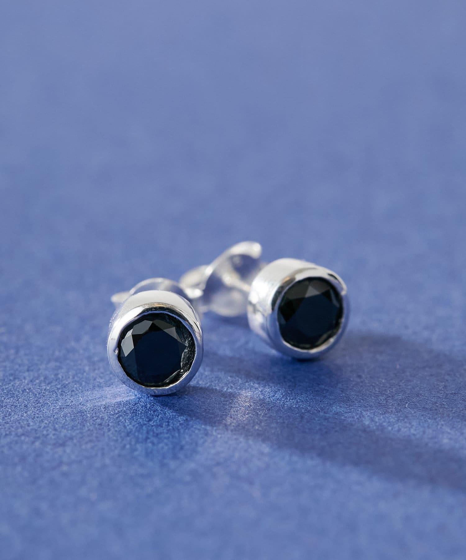 ear PAPILLONNER(イア パピヨネ) (WEB先行販売)シルバー925プチカラーピアス
