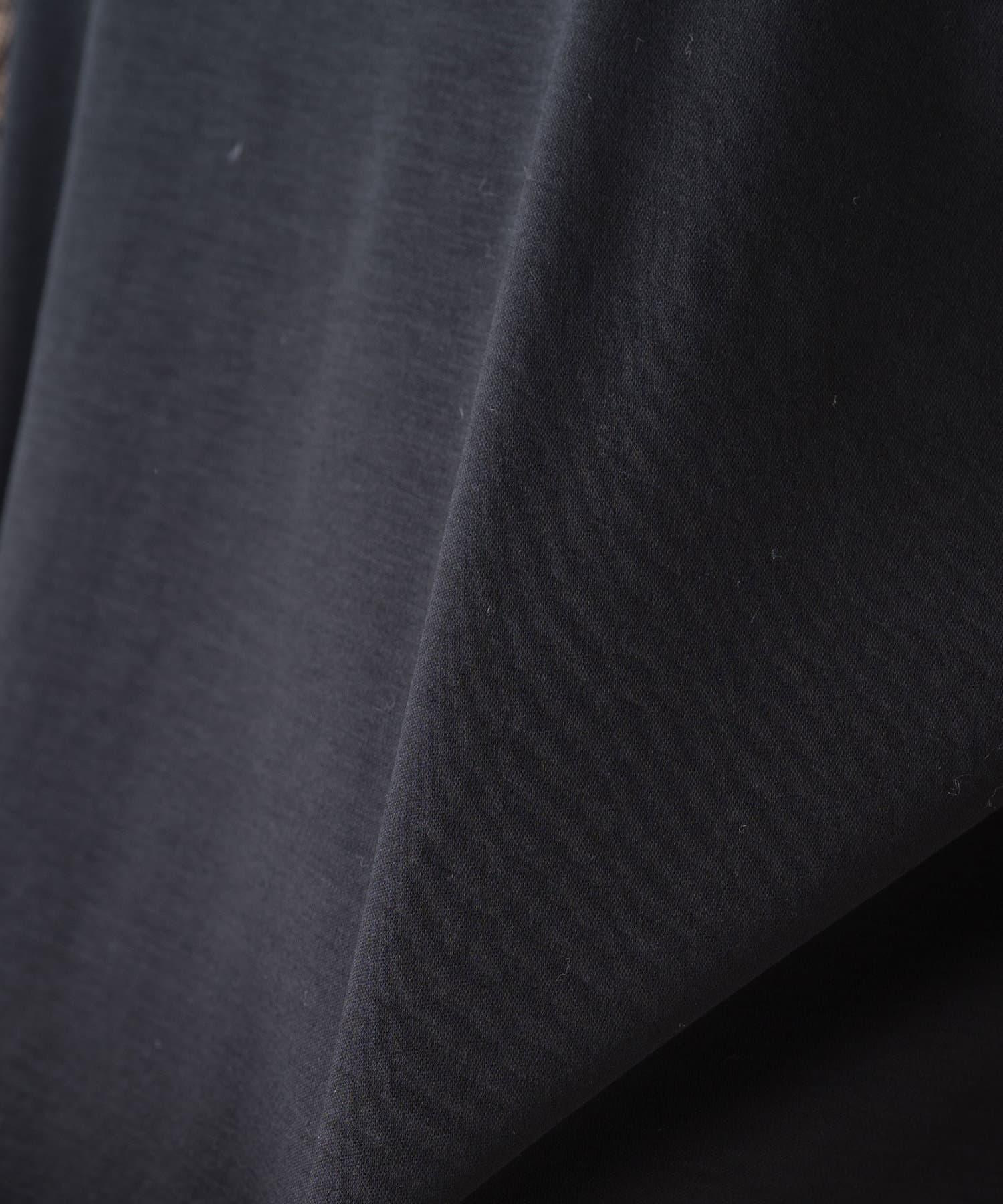 Loungedress(ラウンジドレス) 【WEB限定】プリーツレースカットソー