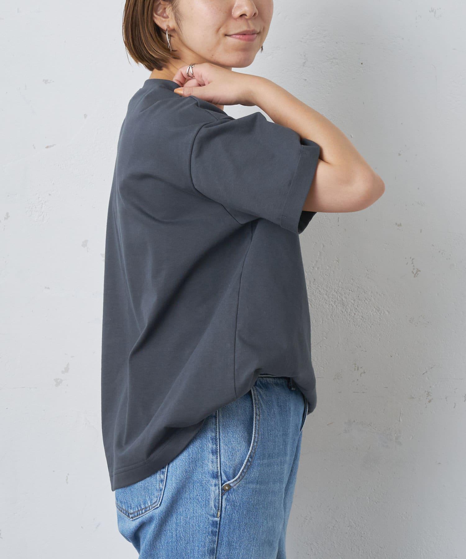 BONbazaar(ボンバザール) クレンゼハイゲージBIGTシャツ