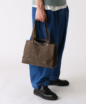 Lui's(ルイス) 【SLOW/スロウ】horsenubuck tool bag S