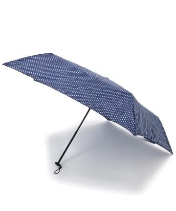 COLONY 2139(コロニー トゥーワンスリーナイン) 超軽量ドット折りたたみ傘50cm