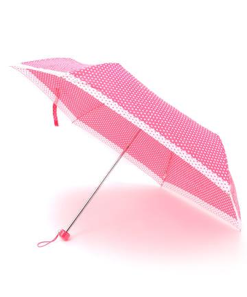 COLONY 2139(コロニー トゥーワンスリーナイン) ドット切り替え折りたたみ傘