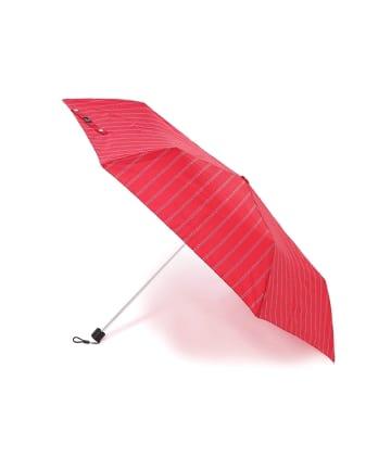 COLONY 2139(コロニー トゥーワンスリーナイン) 耐風折りたたみ傘ロープストライプ50