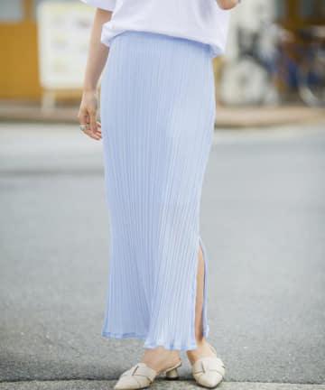 mona Belinda(モナ ベリンダ) エレガンスロングスカート