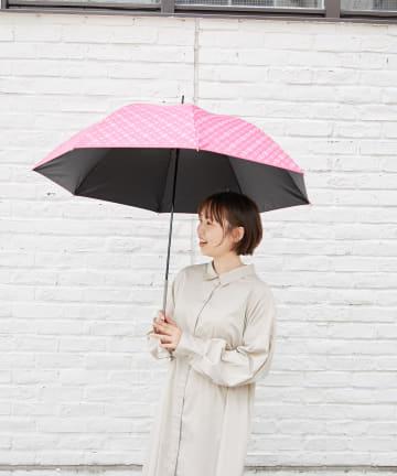 Daily russet(デイリー ラシット) 【超撥水・遮光率99.9%】長傘