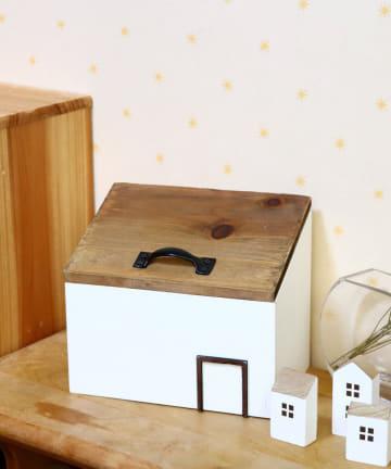 salut!(サリュ) リサイクルウッドおうち屋根ボックス