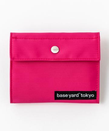 baseyard tokyo(ベースヤード トーキョー) 【進化銀®マスク付き】マスクポーチ