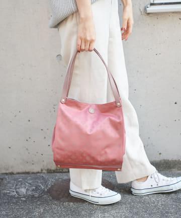 russet(ラシット) <紹介動画あり>軽量たためるバッグ