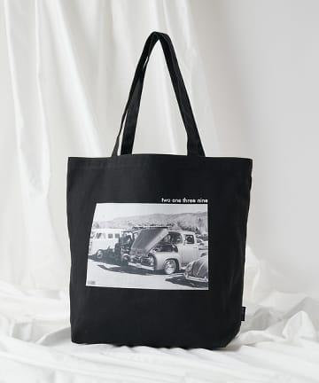 COLONY 2139(コロニー トゥーワンスリーナイン) 【新色追加】メッセージキャンバストートバッグ/マチ付きA4収納可能トート
