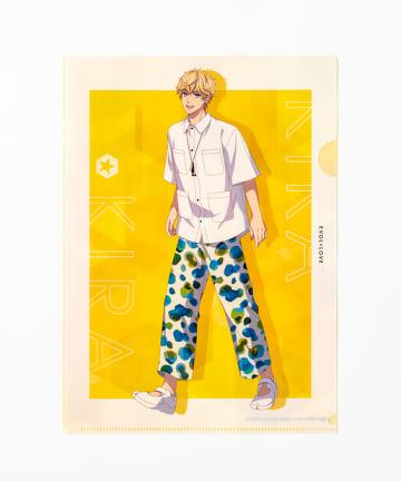 baseyard tokyo(ベースヤード トーキョー) 【恋プロ展限定グッズ】クリアファイル