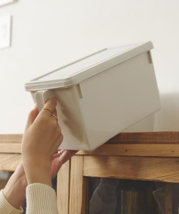 salut!(サリュ) 【キッチンの収納に】ストックハンドルボックス