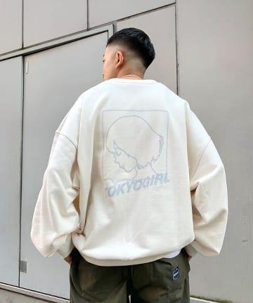 WHO'S WHO gallery(フーズフーギャラリー) 《WEB限定》東京ガール ラインロゴクルー