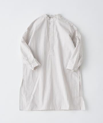 BONbazaar(ボンバザール) 《キッズ》【MOUN TEN.】Stripe long SH Kids