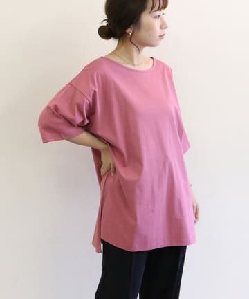 OUTLET(アウトレット) 【CAPRICIEUX LE'MAGE】シリコンBIG Tシャツ
