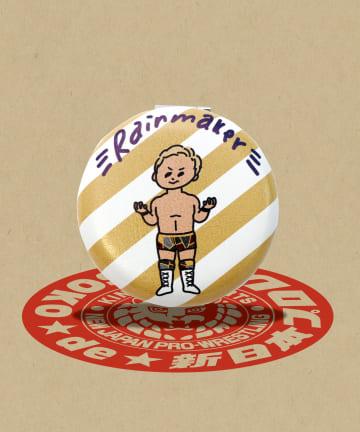 ASOKO(アソコ) 【ASOKO de 新日本プロレス】コンパクトミラー