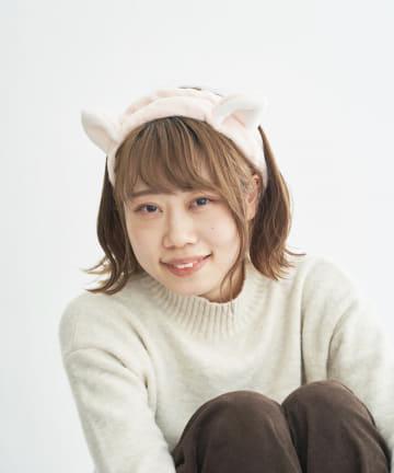 ASOKO(アソコ) 猫耳&天使のヘアターバン