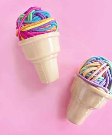 ASOKO(アソコ) ヘアゴムアイスクリーム