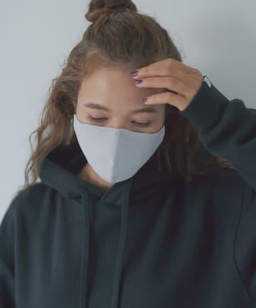 pual ce cin(ピュアルセシン) ホールガーメント SMILEマスク 大人用