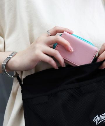 ASOKO(アソコ) 【在庫入れ替えの為price down】めっちゃ小さいお財布