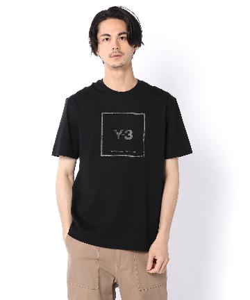 Lui's(ルイス) 【Y-3】 u square label graphictee GV6060