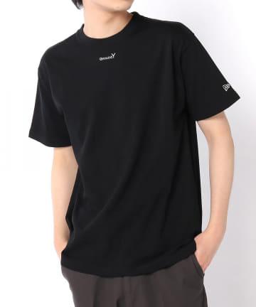 Lui's(ルイス) 【Ground Y×NEW ERA】 Logo Tshirt