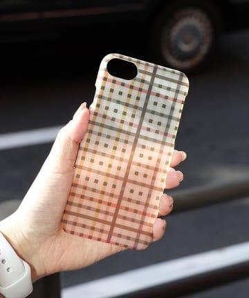 ASOKO(アソコ) 半透明総柄iPhone7・8ケース
