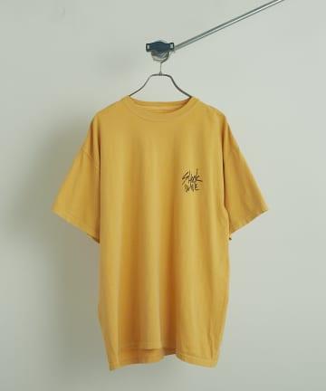 Lui's(ルイス) 【ESSAY/エッセイ】ショック ウェーブ Tシャツ