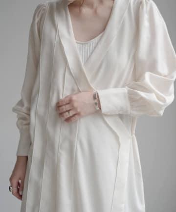 Kastane(カスタネ) ONEME Warmth Lady Gown One piece