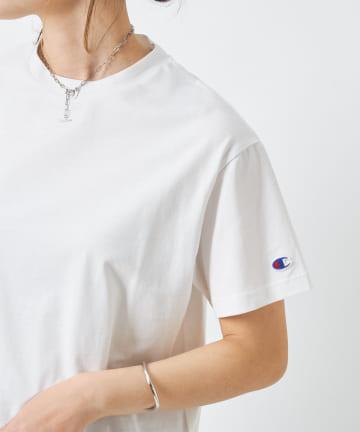 COLLAGE GALLARDAGALANTE(コラージュ ガリャルダガランテ) 【champion/チャンピオン】T-Shirt/Tシャツ