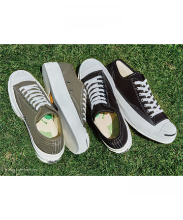 Lui's(ルイス) 【JACK PURCELL® CANVAS】 BLACK レディース