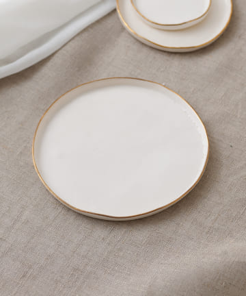 Whim Gazette(ウィム ガゼット) 【ucacoceramics】plate(marge)