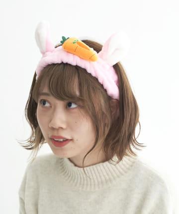 ASOKO(アソコ) ウサギになりたい!ヘアターバン