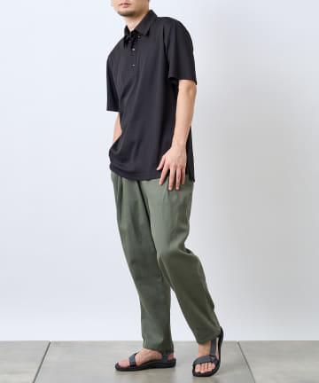 COLONY 2139(コロニー トゥーワンスリーナイン) ウルトラ撥水/防汚ポロ半袖Tシャツ