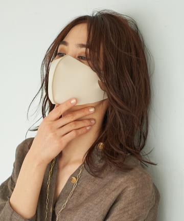 La boutique BonBon(ラブティックボンボン) 小顔見えニュアンスカラー立体マスク・抗菌防臭【やや小さめサイズ】