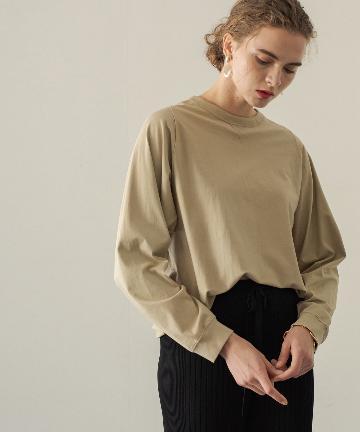 Loungedress(ラウンジドレス) 【TICCA/ティッカ】ロングTシャツ UNI