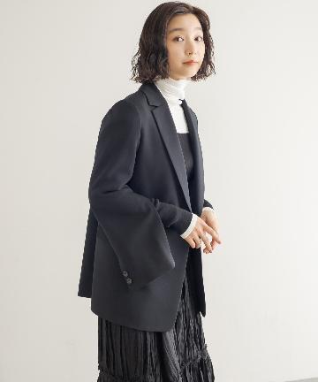 Lui's(ルイス) 2WAYジップデザインジャケット