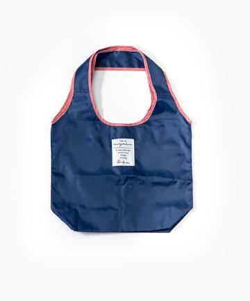 3COINS(スリーコインズ) 【持ち運んでエコに使おう】 ショッピングバッグ