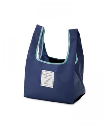 3COINS(スリーコインズ) 【持ち運んでエコに使おう】お弁当バッグ