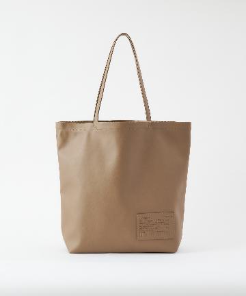 COLONY 2139(コロニー トゥーワンスリーナイン) 【MEN'S/ユニセックス】エンボスフェイクレザートートバッグ