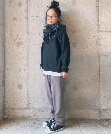 CIAOPANIC TYPY(チャオパニックティピー) 【KIDS】フェードカラー スウェットパンツ