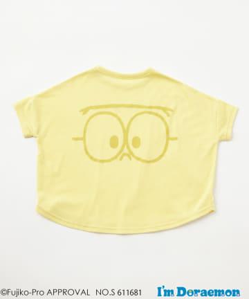 CIAOPANIC TYPY(チャオパニックティピー) 【KIDS】【I'mDoraemondeTYPY】刺繍5分袖BIGTee