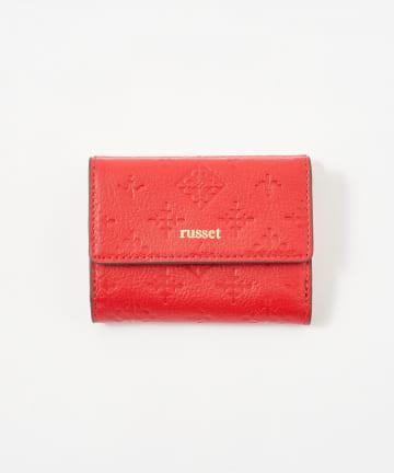 russet(ラシット) レザー三つ折り財布(SO-306)