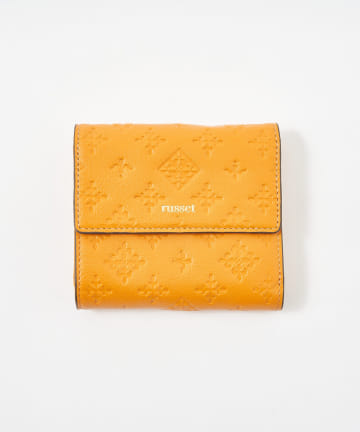 russet(ラシット) レザー折財布(SO-319)