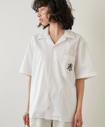 Whim Gazette(ウィム ガゼット) 【THE ACADEMY NEW YORK】Clubシャツ
