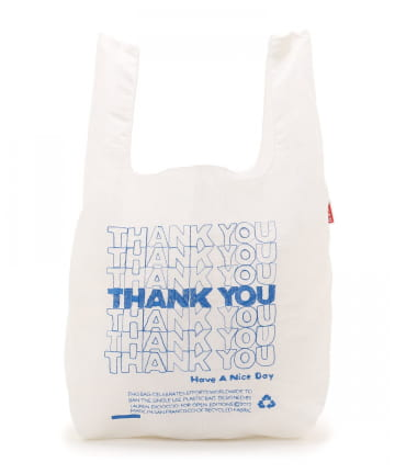 Whim Gazette(ウィム ガゼット) 【OPENーEDITIONS】ThankYou TOTE